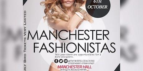 Manchester Fashionistas 2019  tickets