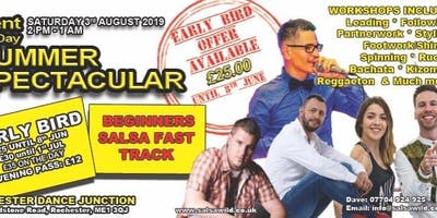 Kent Summer All day Spectacular 2019