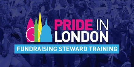 Fundraising Steward Training - F3 tickets