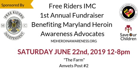 MD Heroin Awareness Fundraiser tickets