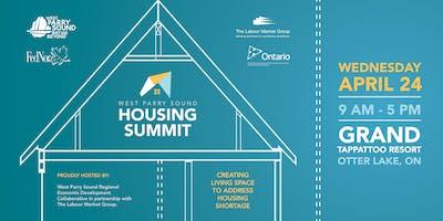 West Parry Sound Housing Summit