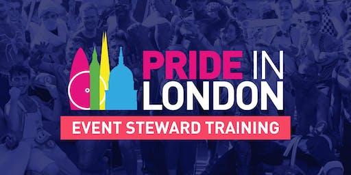 Event Steward Training - E2