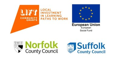 LIFT Community Grants - Suffolk Launch