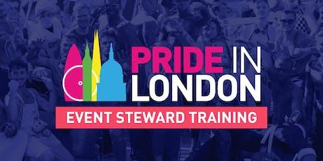 Event Steward Training - E3 tickets