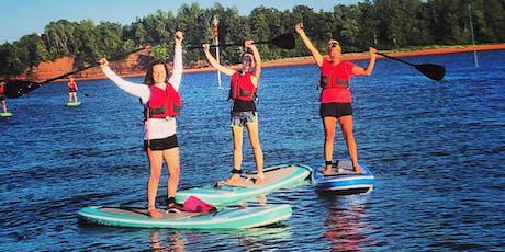 Mother-Daughter Stand Up Paddle Experience on Windsor, NS Waterfront tickets