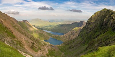 3 Part Snowdon Challenge with Ken Hames