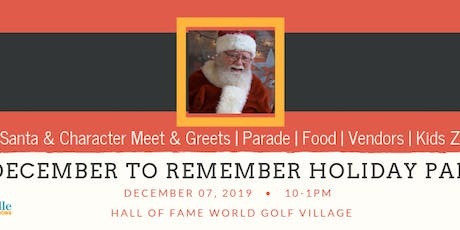 A December to Remember Holiday Party! tickets