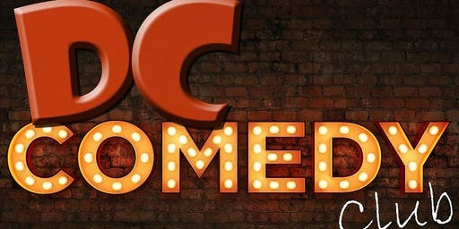 DC Comedy Club Night September 2019