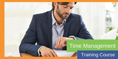 Time Management Training Course - Manchester tickets