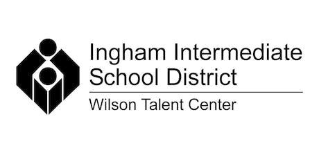 2019 Wilson Talent Center Summer Camps  tickets