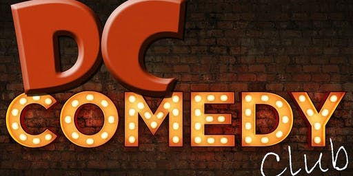 DC Comedy Club Night October 2019