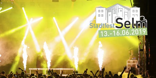 Stadtfest Selm '19 SAMSTAG   SCHLAGERPARTY
