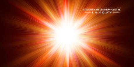 The Magical Practice of Taking & Giving - Day Course with Gen Kelsang Gomchen (Kensington) tickets