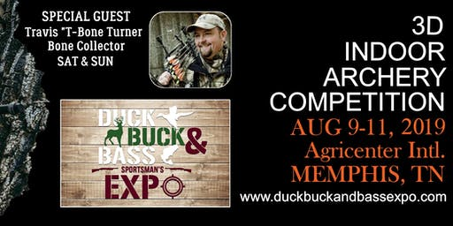 Duck Buck & Bass Sportman's Expo