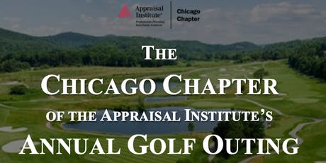 The Chicago Chapter of The Appraisal Institute's Golf Outing  tickets