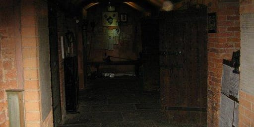 Ghost Hunt At The Haunted Derby Gaol