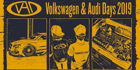 VAD 2019 - Volkswagen & Audi Days Geiselwind Tickets