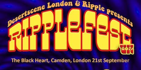 Ripplefest ft Stubb, War Cloud, Psychlona + Lord Vapour tickets