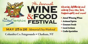 The 7th Annual Hudson Berkshire Wine & Food Festival