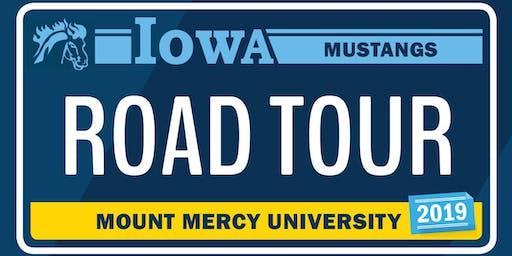 Mount Mercy Road Tour 2019 | Des Moines, IA