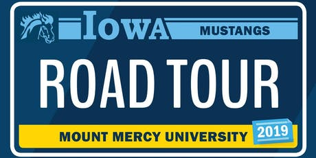 Mount Mercy Road Tour 2019 | North Liberty, IA tickets
