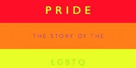 Brighton Pride: An Evening With Matthew Todd and Jonathan Blake tickets