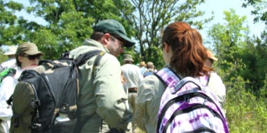 Guided Bird Walk - Migration Matters