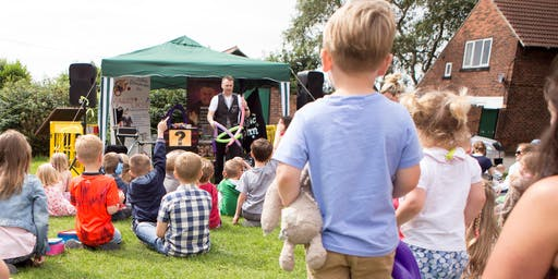 Teddy Bears Picnic & Festival (Rising Sun Countryside Centre)