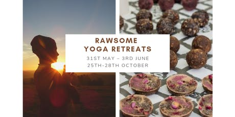 RAWSOME YOGA RETREAT | 3 Nights | Rural France tickets