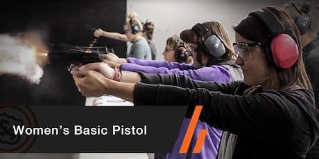 Women's Basic Pistol tickets