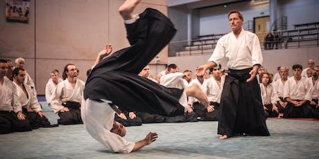 Aïkido et médiation, journée de démonstration billets