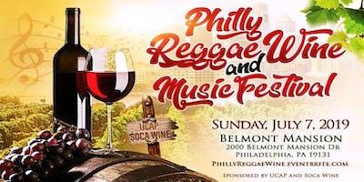 Philly Reggae Wine Food & Music Festival