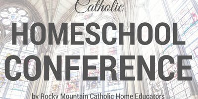 2019 Rocky Mountain Catholic Home Educator Conference