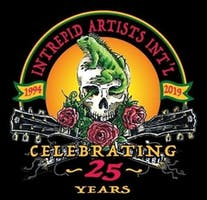 "INTREPID ARTISTS INT'L 25th ANNIVERSARY PARTY ""A Rock n' Roll, Soul & ..."