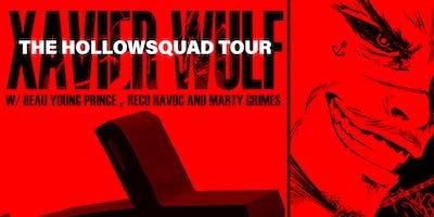 Xavier Wulf @ Strummer's