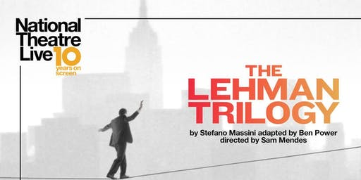 NT Live | The Lehman Trilogy