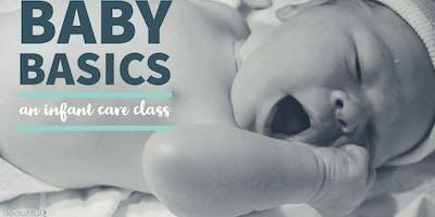 Baby Basics: An Infant Care Class - June15, 2019