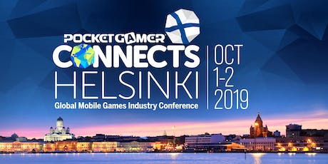 PG Connects Helsinki 2019 tickets