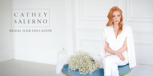 Bridal Hair Trends Master Class November 3
