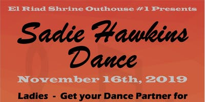 Hillbilly Sadie Hawkins Dance - Featuring Hot Rod-Chevy Kevy