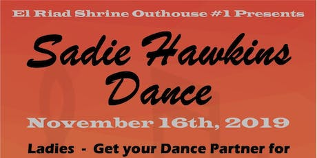 Hillbilly Sadie Hawkins Dance - Featuring Hot Rod-Chevy Kevy tickets