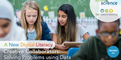 Creative Collaborators: Using Data to Solve Problems in Grades 4 to 6 (St. John\