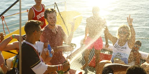 MIAMI BOOZE CRUISE PACKAGE