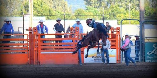 Thunder Mountain Pro Rodeo Thursday 7.25.19 Performance