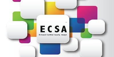 Orange Park, FL | EC-Council Certified Security Analyst (ECSA) Certification Training, includes Exam