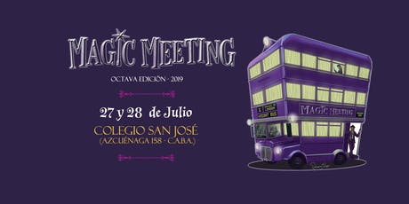 Magic Meeting 2019 entradas