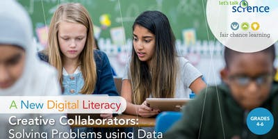 Creative Collaborators: Using Data to Solve Problems in Grades 4 to 6 (Corner Brook)