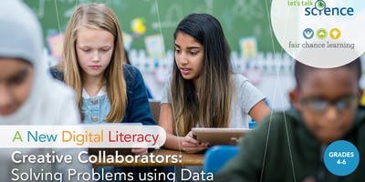 Creative Collaborators: Using Data to Solve Problems in Grades 4 to 6 (Gander)