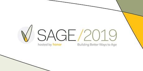 SAGE/2019 tickets