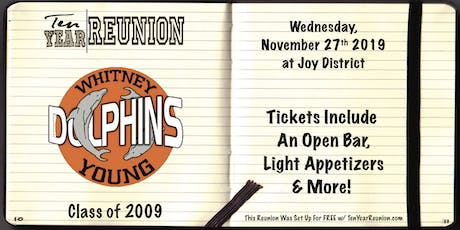 Whitney Young Class of 2009: Ten Year Reunion tickets